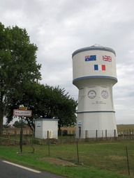 Watertoren Bullecourt