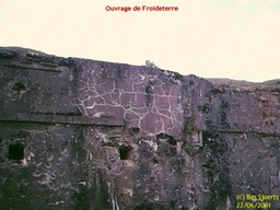 ouvrage de froideterre